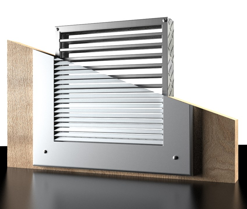 Lvh Fire Door Ventilation Grilles